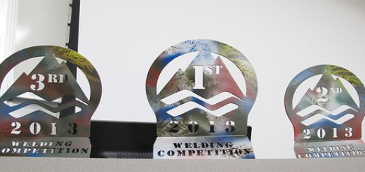 TIG Welding Competition