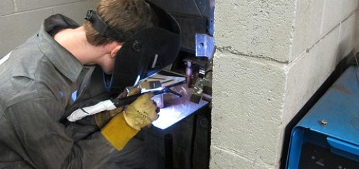 High School Welding course