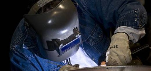 Welding classes for high school