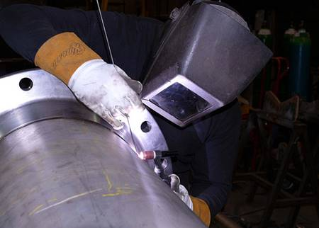 Aircraft Repairs Require Strict Quality Control of Welding