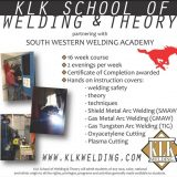 Welding theory and practice school York, PA